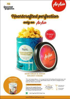 PVR Gourmet Popcorn
